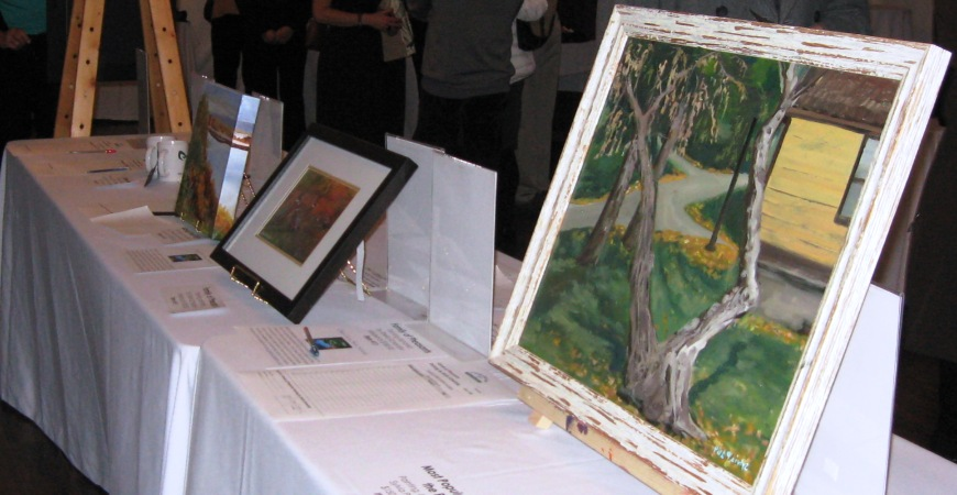 A Taste of Autumn 2014 – Wine & Beer Tasting and Silent Auction Fundraiser