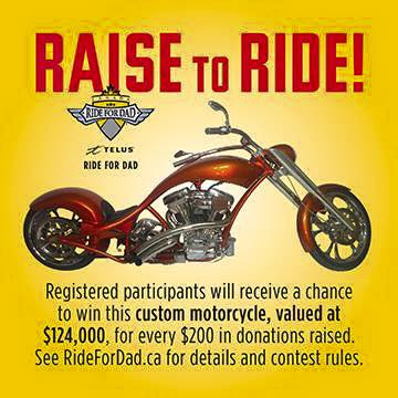 Ride for Dad 2016