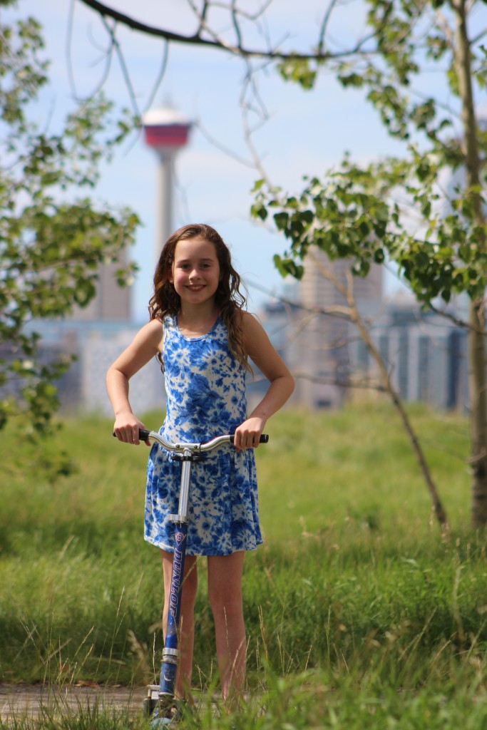Calgary's Parks 'n' Paths Photo Contest entry by Christine van Hal